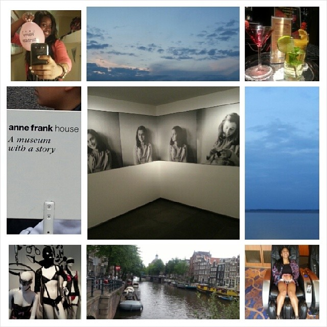 Instagram - Birthday in Amsterdam #girlstrip #water #Amsterdam #sex #redlightdis