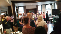 The Author School Launch Party