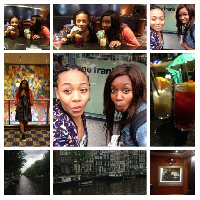 Instagram - Holla at yo momma!  #Amsterdam #birthday #bearday #selfies #duckface