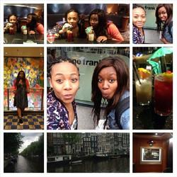 Instagram - Holla at yo momma!  #Amsterdam #birthday #bearday #selfies #duckface