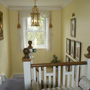 Upstairs Stairwell