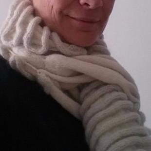 Snow scarf