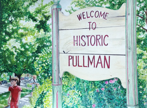 welcome to historic pullman