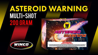 Black Cat Asteroid Warning