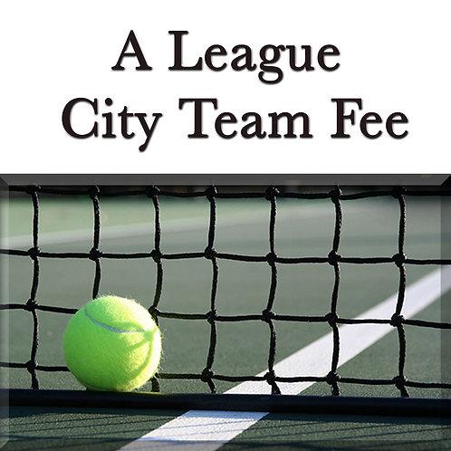 A League City Team Fee