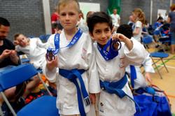 Sam & Alex Medals