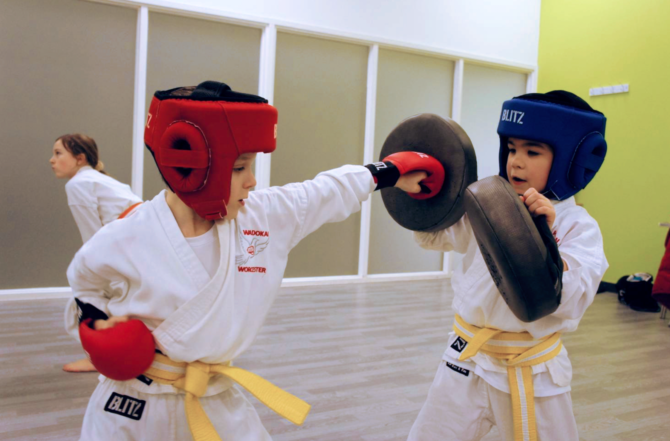 Monday Junior Fight Club