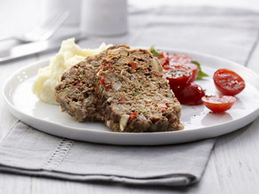 Meat Loaf with Herbs