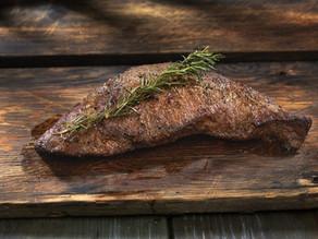 Carolina Spice Rubbed Tri Tip Beef Roast