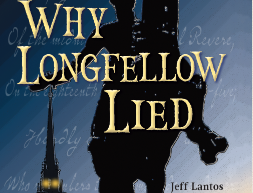 Reading and book signing with Jeff Lantos - Wednesday, August 4th