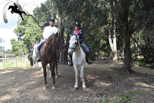 Trail rides for couples