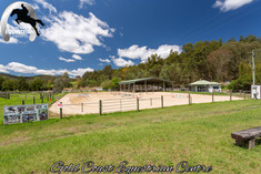 Our ourdoor eventing areas