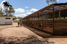 Stables and wash bays for everyone
