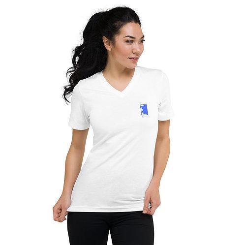 Unisex 3rd Act Short Sleeve V-Neck T-Shirt