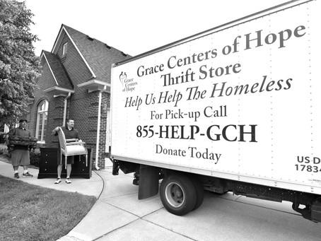 Diamond Among the Rubble:  Grace Centers of Hope