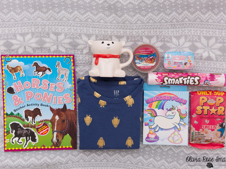 Blogmas day #7- what's in our Christmas Eve box