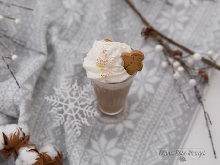 12 days of blogmas #4- gingerbread latte slow cooker recipe
