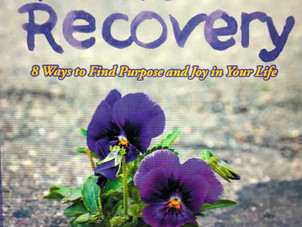 My New Book! Honoring Your Recovery