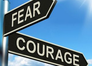 Courage To Do The Next Thing