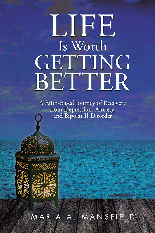 LIFE IS WORTH GETTING BETTER (HARD COVER)