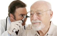Отоскопия и микроскопия ушей