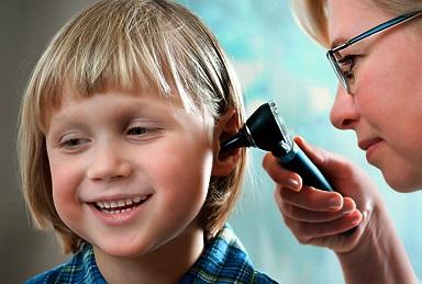 Отоскопия - осмотр уха