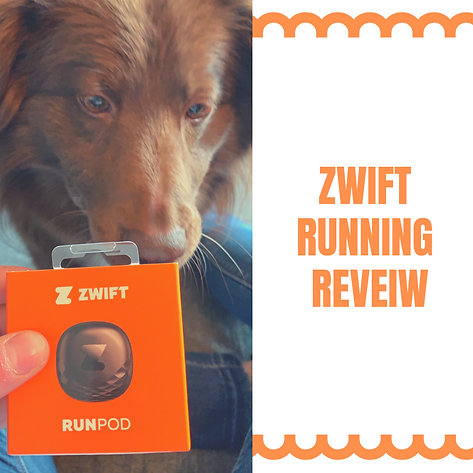 Winter is here & but so is Zwift