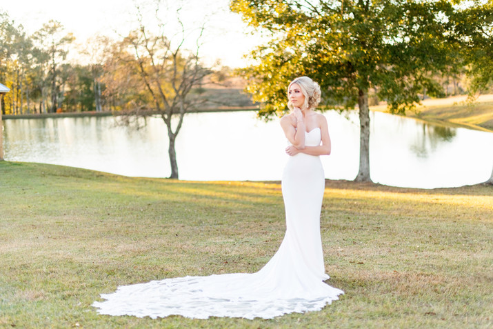Kylie's Bridals   The White Magnolia