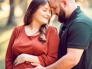 Fountainbleau Maternity Session