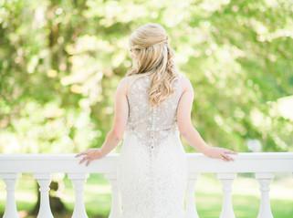 Mrs. Tori Mckee Bridals