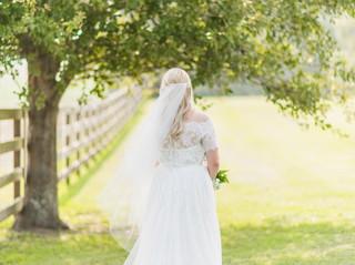 Mrs. Tori Bishop Bridals