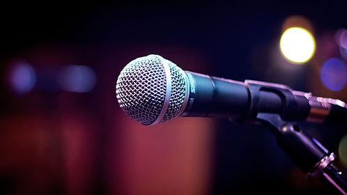 DJ Hochzeit Funk Mikrofon