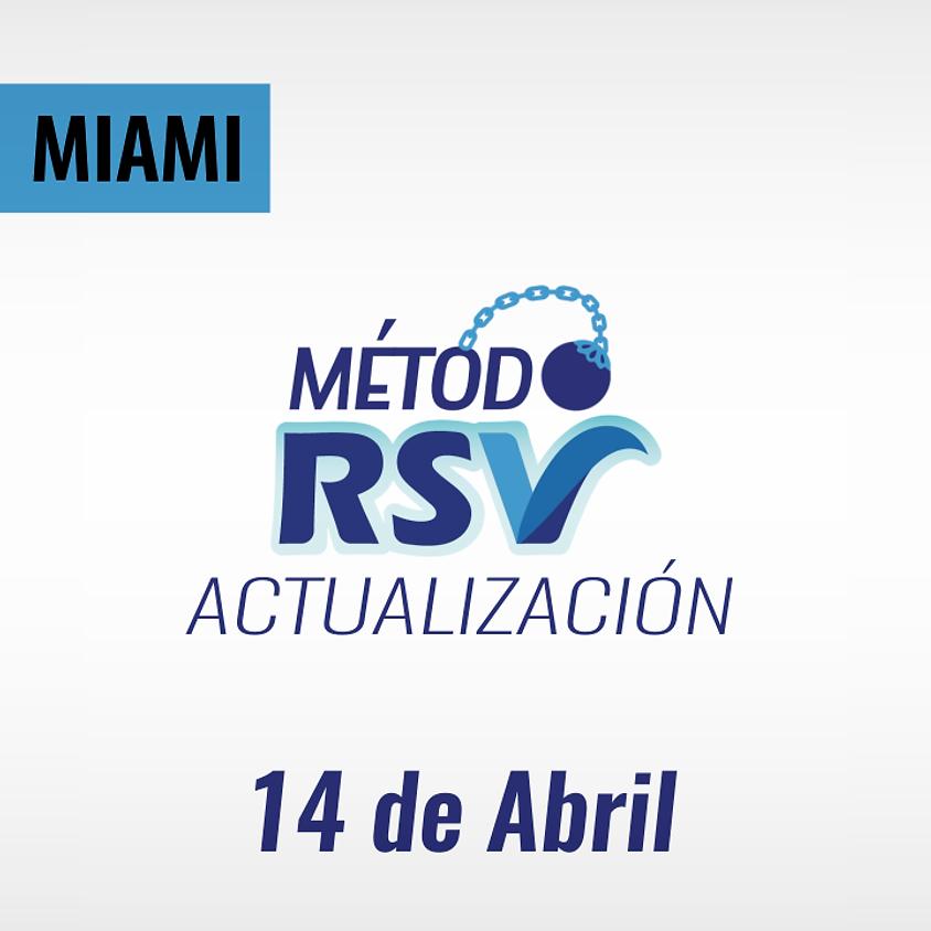 Método RSV: Actualización