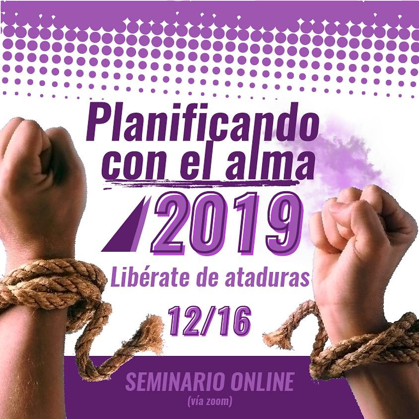 Planificando con el alma 2019