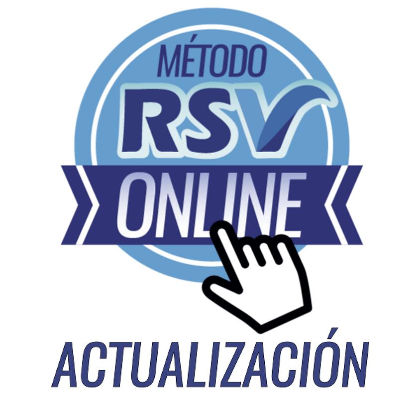 RSV ONLINE: Actualización