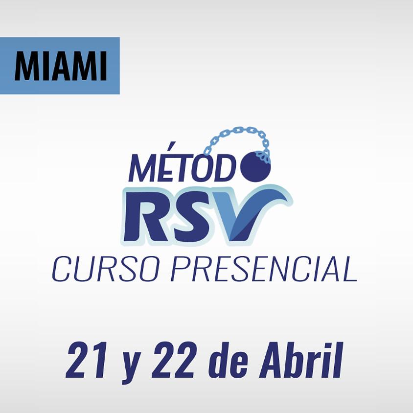 Método RSV: Curso Presencial