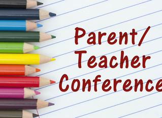 Parent/Teacher Conferences Feb. 07, 2020
