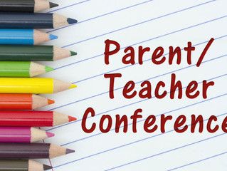 Parent/Teacher Conferences Feb. 07, 2020