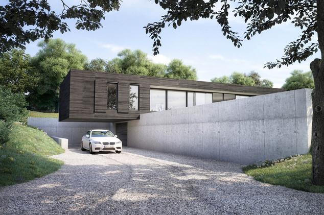 Contemporary Villa 1 MediaLab ArchViz.jp