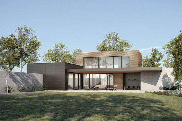 Contemporary Villa 2 MediaLab ArchViz.jp