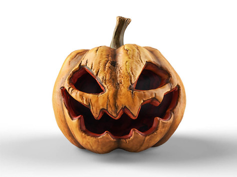 Zbrush Elementary Course Scary Pumpkin R