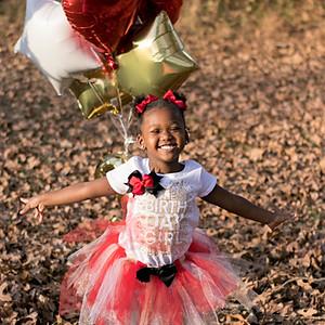 Amira's 3rd Birthday