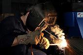 professional welding