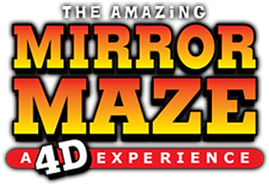 The Amazing Mirror Maze Logo.webp