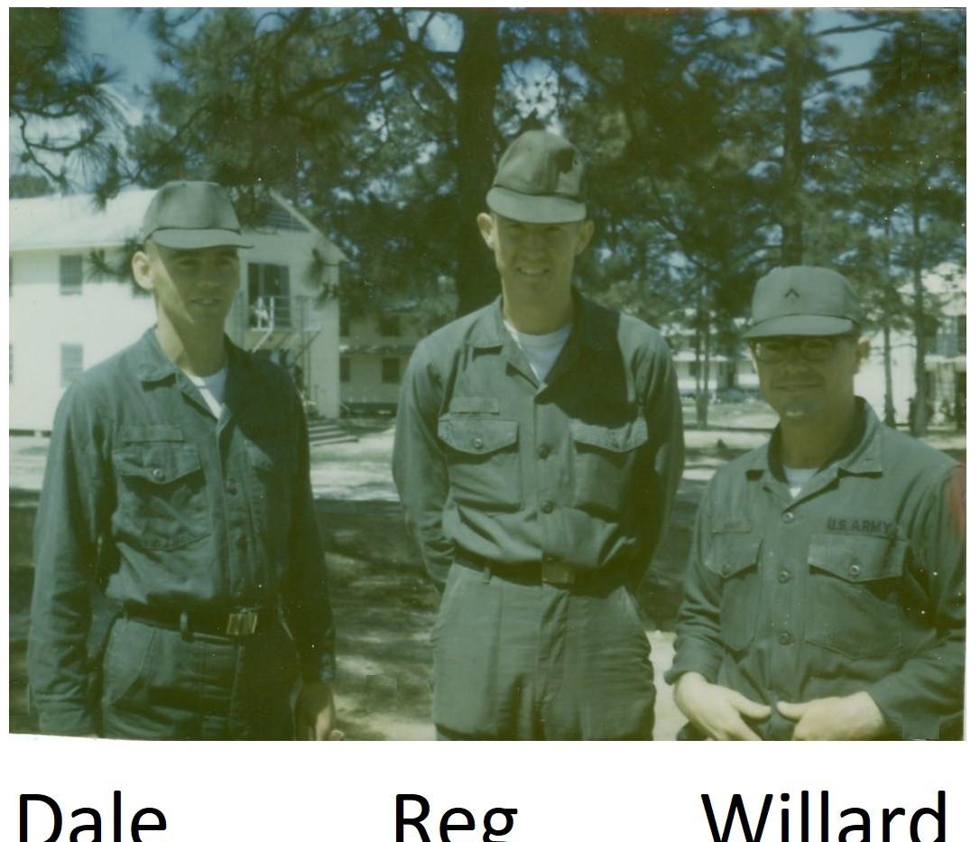 Lambert, Dale     Whittaker, Reg     Kim