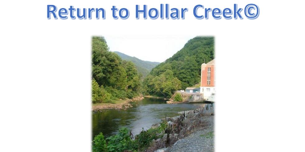 Mystery Dinner Theater - Return to Hollar Creek