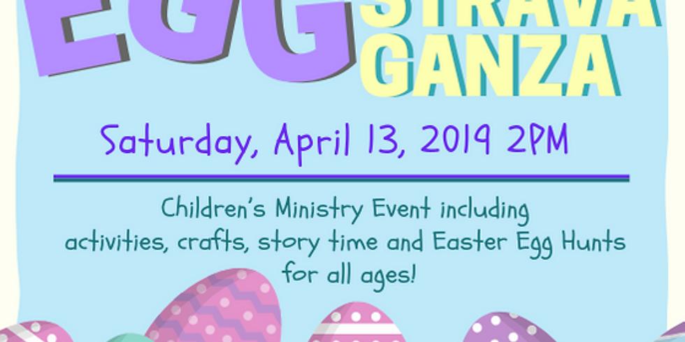 Children's Easter Eggstravaganza 2019