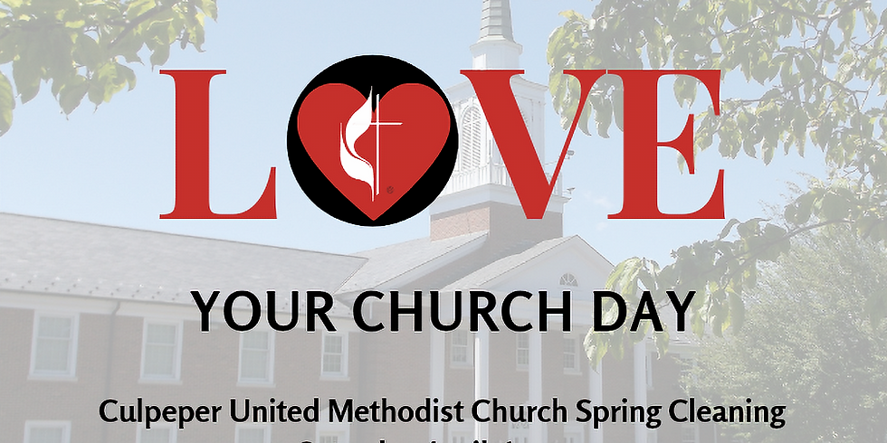 Love Your Church Day!