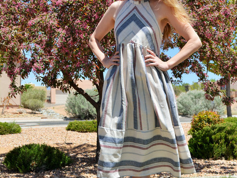Summer to Fall Dress from Vici