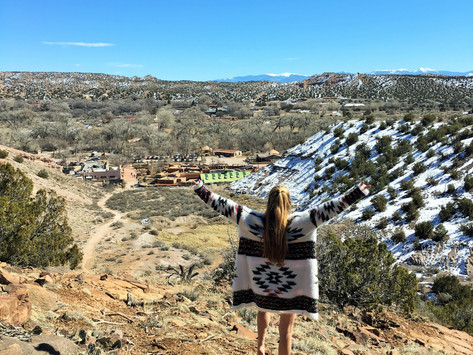 Planning a Day Trip to Ojo Caliente Spa